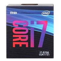 Intel Core i7-9700 Coffee Lake 3.6GHz LGA 1151 Boxed Processor