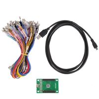 Baolian XinMo Arcade USB Module 2 Player with LED controller