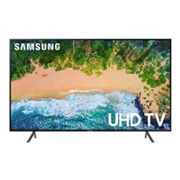 "Samsung UN75RU7100FXZA 75"" Class (74.5"" Diag.) 4K Ultra HD HDR Smart LED TV"