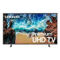 "Samsung UN55RU8000FXZA 55"" Class (54.5"" Diag.) 4k Ultra HD HDR Smart LED TV w/ Bixby"