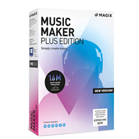 Magix Entertainment Music Maker Plus 2019