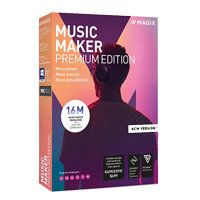 Magix Entertainment Music Maker Premium 2019