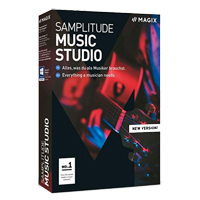 Magix Entertainment Samplitude Music Studio 2019
