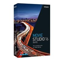 Magix Entertainment VEGAS Movie Studio 16 Suite