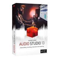 Magix Entertainment SOUND FORGE Audio Studio 13
