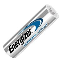 Energizer Ultimate Lithium AA Lithium Battery - 4-Pack