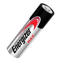 Energizer Max AA Alkaline Battery - 16 pack