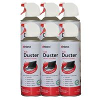 Air Duster 10oz - 6 pack