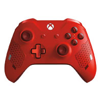 Microsoft Xbox One Wireless Controller - Sport Red Special Edition