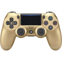 Sony PlayStation 4 DualShock Wireless Controller - Gold (PS4)