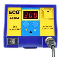 NTE Electronics Digital 75W Industrial Soldering Station