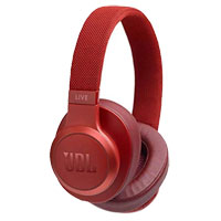 JBL Live 500BT Wireless Headphones - Red