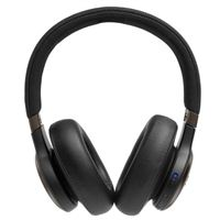 JBL Live 650 Bluetooth Noise-Cancelling Headphones - Black