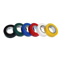 Grip Multi-color Vinyl Electrical Tape - 6 pack