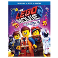 Warner The Lego Movie 2: The Second Part Blu-ray