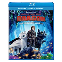 Universal How to Train Your Dragon: The Hidden World Blu-ray