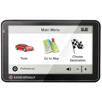 Rand McNally Road Explorer 5 GPS Navigator - Refurbished