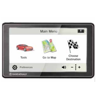 Rand McNally Road Explorer 50 GPS Navigator w/ Lifetime Map Updates - Refurbished