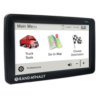 Rand McNally Road Explorer 60 GPS Navigator w/ Lifetime Maps - Refurbished