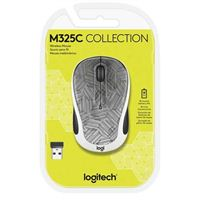 Logitech M325C Wireless Mouse - Urban Gray