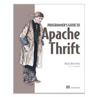Manning Publications PROG GDT APACHE THRIFT