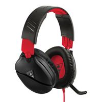 Turtle Beach Recon 70 Wired Gaming Headset - Red