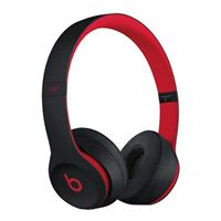 Apple Beats by Dr. Dre Beats Solo3 Wireless On-Ear Headphones - Black/Red