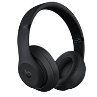 Apple Beats by Dr. Dre Beats Studio3 Wireless Headphones - Matte Black
