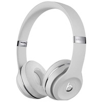 Apple Beats by Dr. Dre Beats Solo3 Wireless On-Ear Headphones - Satin Silver