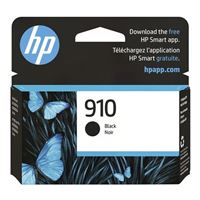 HP 910 Black Ink Cartridge