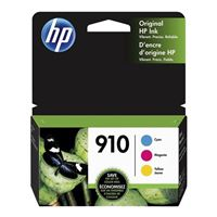 HP 910 Color Ink Cartridge 3-Pack
