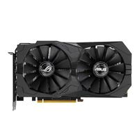 ASUS ROG Strix GeForce GTX 1650 Overclocked Double-Fan 4GB GDDR5 PCIe Video Card