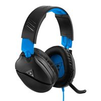 Turtle Beach Recon 70 Gaming Headset - Black/Blue