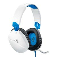 Turtle Beach Recon 70 Gaming Headset - White/Blue