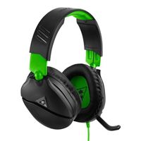 Turtle Beach Recon 70 Gaming Headset - Black/Green