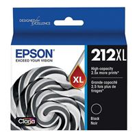Epson 212XL High Capacity Black Ink Cartridge