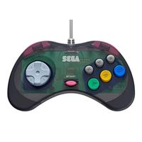Retro-bit Sega Saturn Control Pad Model 2 USB - Slate Grey