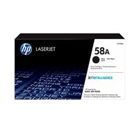 HP 58A Black Toner Cartridge