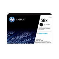 HP 58X High Yield Black Toner Cartridge