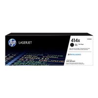 HP 414X High Yield Black Toner Cartridge