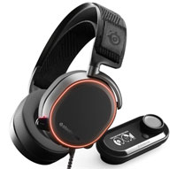 SteelSeries Arctis Pro RGB Gaming Headset w/ GameDAC (Refurbished) - Black