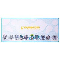 Thermaltake Hatsune Miku Limited 2019 Snow Miku Edition Gaming Mouse Pad