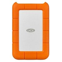LaCie Rugged 1TB USB 3.1 (Gen 1 Type-C) External Hard Drive