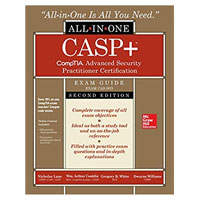 McGraw-Hill CASP COMPTIA ADVD SECURIT