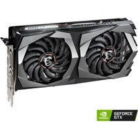 MSI GeForce GTX 1650 Gaming X Overclocked Dual-Fan 4GB GDDR5...