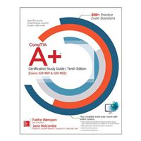 McGraw-Hill COMPTIA A+ CERT STUDY GD