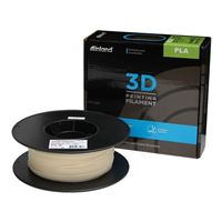 Inland 1.75mm UV Color Changing (Natural to Red) PLA 3D Printer Filament - 0.5kg Spool (1.1 lbs)