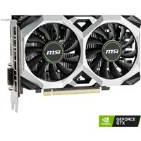 MSI GeForce GTX 1650 Ventus XS Overclocked Dual-Fan 4GB GDDR5 PCIe 3.0 Graphics Card