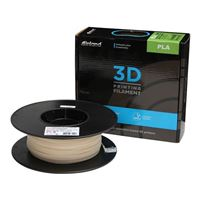 Inland 1.75mm UV Color Changing (Natural to Purple) PLA 3D Printer Filament - 0.5kg Spool (1.1 lbs)