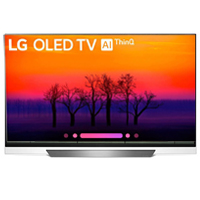 "LG OLED55E8PUA 55"" Class (54.6"" Diag.) 4k HDR AI Smart OLED TV w/ ThinQ"